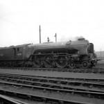 LNER A1 Class 4-6-2 No. 60121 Silurian