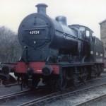 LMS Class 4F 0-6-0 No. 43924