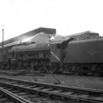 LMS Royal Scot Class 4-6-0's