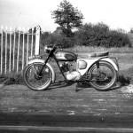 Triumph 200cc Tiger Cub