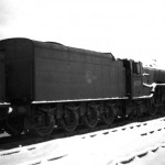 LNER A1 Class 4-6-2 No. 60129 Guy Mannering