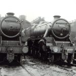 LMS CLASS 5 4-6-0 Nos. 45200 and 45096